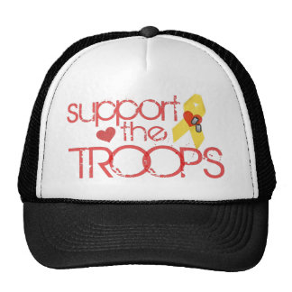 Support the Troops Cap