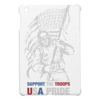 Support The Troops - USA American Pride iPad Mini Case