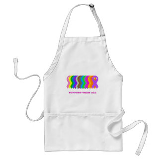 Support them all aprons