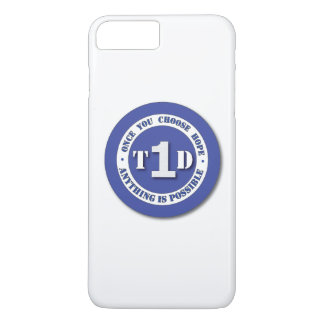 Support Type 1 Diabetes Phone Case