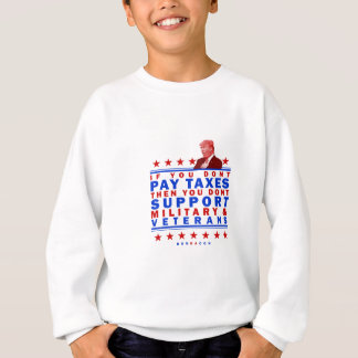 Support Veterans Sweatshirt