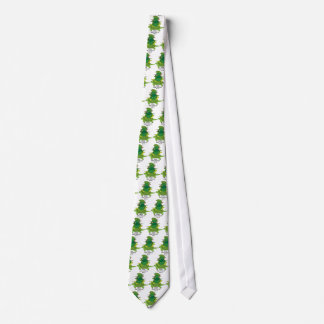 Support World Turtle Day Tie