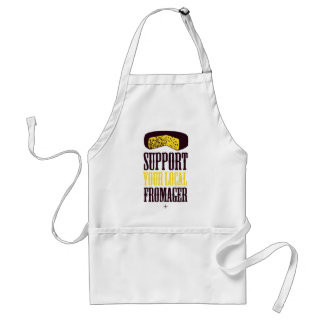 Support Your Local Fromager Apron