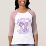 Support Your Sisters 3/4 Sleeve Raglan Tshirts