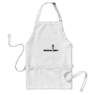Supporting Endometriosis Awareness Standard Apron