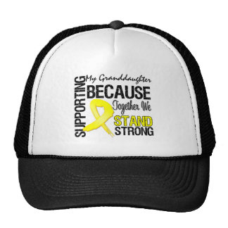 Supporting My Grandddaughter We Stand Strong - Mil Cap