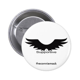 Supportive Wings Button