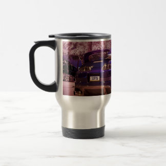 Supra Photography Stainless Steel Travel Mug