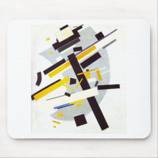 Suprematism by Kazimir Malevich Mouse Pad