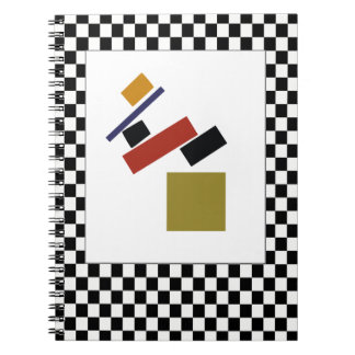 Suprematism by Kazimir Malevich Notebooks