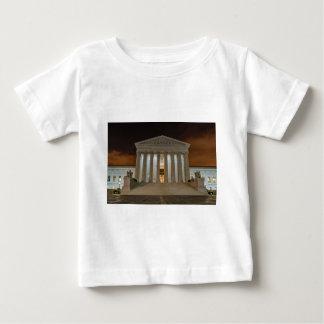 Supreme Court at Night Baby T-Shirt