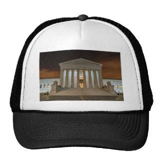 Supreme Court at Night Cap