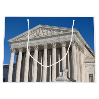 Supreme Court Building of the United States Large Gift Bag