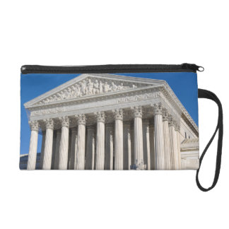 Supreme Court Building of the United States Wristlet Purses