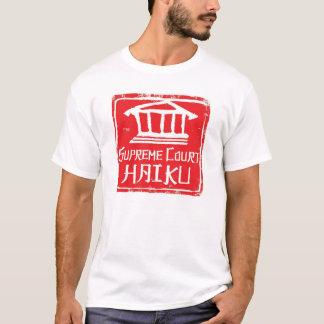 Supreme Court Haiku logo shirt