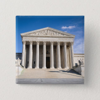 Supreme Court of the United States 15 Cm Square Badge