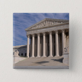 Supreme Court of the United States 15 Cm Square Badge