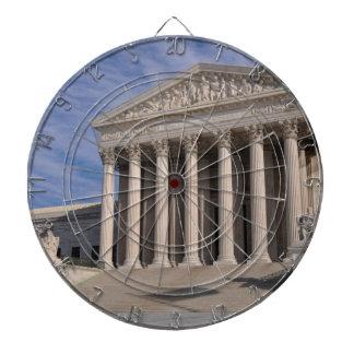 Supreme Court of the United States Dartboard