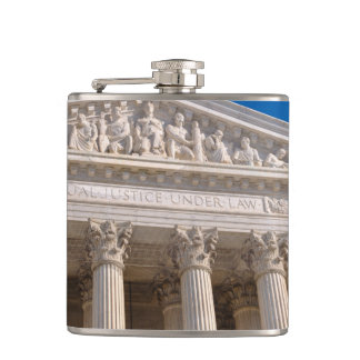 Supreme Court of the United States Hip Flask
