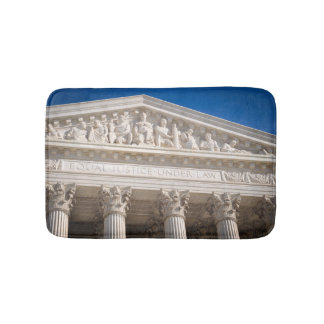 Supreme Court of the United States of America Bath Mat