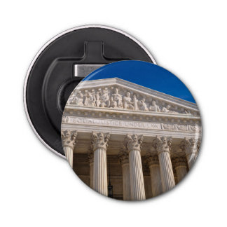 Supreme Court of the United States of America Bottle Opener