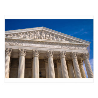 Supreme Court of the United States of America Postcard