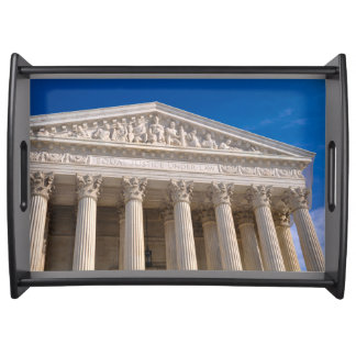 Supreme Court of the United States of America Serving Tray