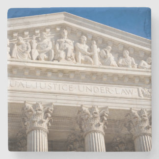 Supreme Court of the United States of America Stone Coaster