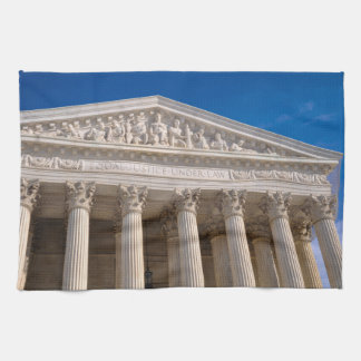 Supreme Court of the United States of America Tea Towel