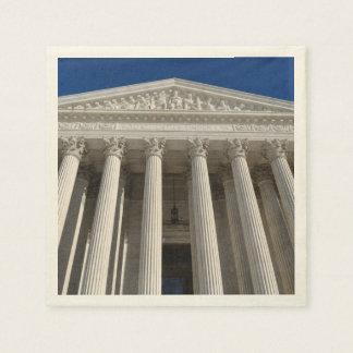 Supreme Court of the United States Paper Serviettes