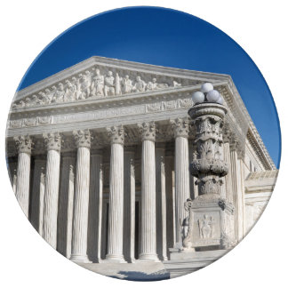 Supreme Court of the United States Plate