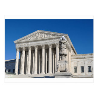 Supreme Court of the United States Postcard