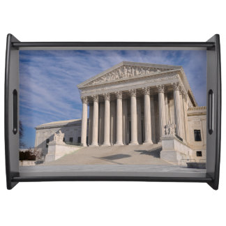 Supreme Court of the United States Serving Tray