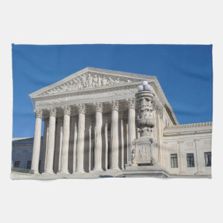 Supreme Court of the United States Tea Towel
