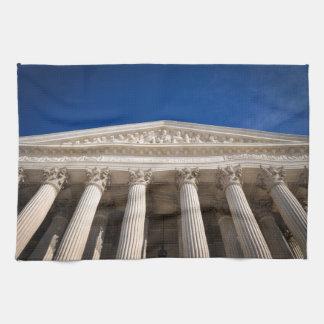 Supreme Court of the United States Tea Towel