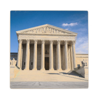 Supreme Court of the United States Wood Coaster