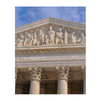 Supreme Court of United States Acrylic Wall Art