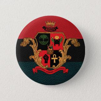 Supreme Royalty Nobility Crest Button (Tri)