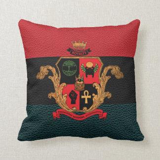 Supreme Royalty Nobility Crest Pillow(Tri,Black) Cushion