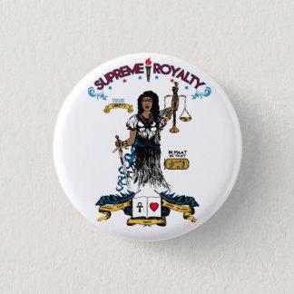 Supreme Royalty TRUE LIBERTY Button (RD/BL/GD)