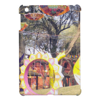 Suraj Kund Festival Outdoor party tree decorations iPad Mini Covers