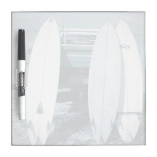 Surf 3 surfboards quiver blue surfboard surfing Dry-Erase board