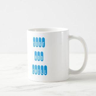 Surf and Chill mosquito Coffee Mug