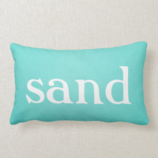 Surf and Sand Pillow