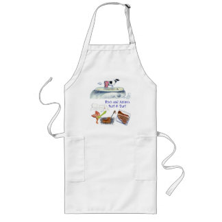 surf and turf apron
