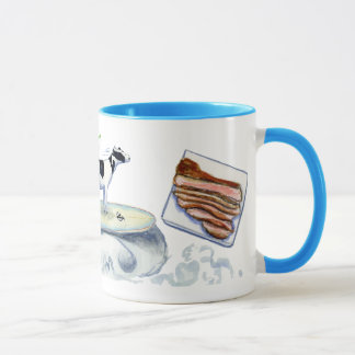 surf and turf mug