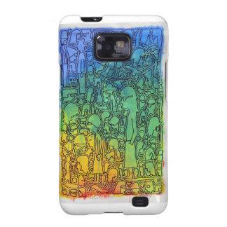 Surf Art Samsung Galaxy S2 Case