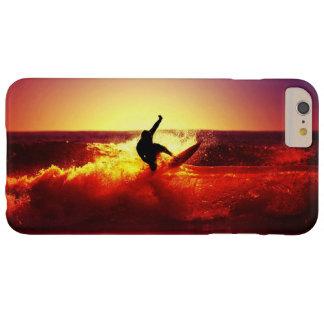 Surf at Sunset iPhone 6 Plus Case