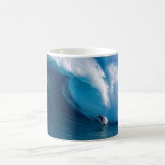 surf basic white mug