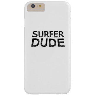 Surf  beach loving surfers skaters surfing board barely there iPhone 6 plus case